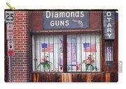 Johnson City Tennessee - Gun Shop Carry-all Pouch
