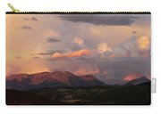 Gunnison Sunset Carry-all Pouch