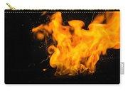 Gunpowder Flames Carry-all Pouch