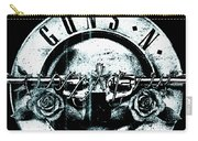 Guns And Roses Logo1 2017 Carry-all Pouch