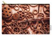 Guns Of Machine Mechanics Carry-all Pouch