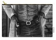 Gunslinger Tombstone Arizona Carry-all Pouch