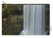 Gushing At Silver Falls Carry-all Pouch