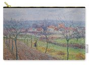 Gustave Loiseau 1865 - 1935 Big Spring Landscape Carry-all Pouch