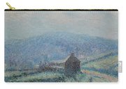 Gustave Loiseau 1865 - 1935 Jelly White Huelgoat, Finistere Carry-all Pouch