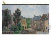 Gustave Loiseau 1865 - 1935 Rue A St. Lunaire Carry-all Pouch