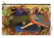 Gymnast Girl Carry-all Pouch