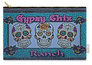 Gypsy Chix Ranch Carry-all Pouch
