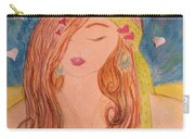 Gypsy Girl 2 Love To The World Carry-all Pouch