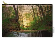 Gypsy Glen  Rd Waterfall  Carry-all Pouch