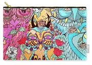 Gypsy Owl Carry-all Pouch