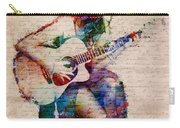 Gypsy Serenade Carry-all Pouch by Nikki Smith