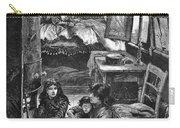 Gypsy Wagon, 1879 Carry-all Pouch