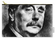 H. G. Wells Author Carry-all Pouch