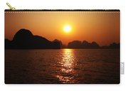Ha Long Bay Sunset Carry-all Pouch