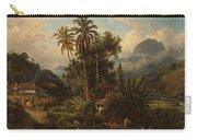 Hacienda De San Esteban De Puerto Cabello, Venezuela Carry-all Pouch