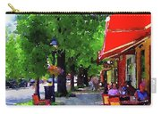 Haddonfield Bistro Carry-all Pouch