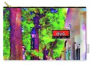 Haddonfield Downtown Carry-all Pouch