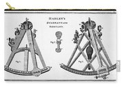 Hadleys Quadrant And Sextant, 1806 Carry-all Pouch