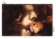 Hagar And The Angel 1645 Carry-all Pouch