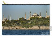 Hagia Sophia And Blue Mosque Carry-all Pouch