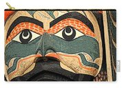 Haida Faces Carry-all Pouch