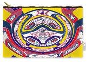 Haida Three Carry-all Pouch
