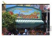 Haight Steet Market San Francisco Carry-all Pouch