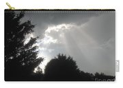 Hail Storm Clouds Carry-all Pouch