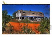 Hainesville Barn Color Carry-all Pouch