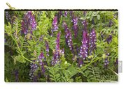 Hairy Vetch Carry-all Pouch