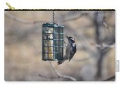 Hairy Woodpecker 1 Carry-all Pouch