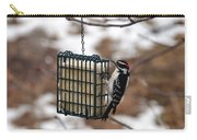 Hairy Woodpecker 2 Carry-all Pouch