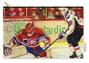 Halak Makes Another Save Carry-all Pouch by Carole Spandau