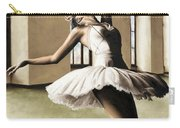 Halcyon Ballerina Carry-all Pouch