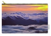 Maui Hawaii Haleakala National Park Golden Dawn Carry-all Pouch