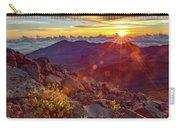 Haleakala Sunrise Carry-all Pouch