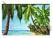 Haleiwa Beach #369 Carry-all Pouch