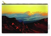 Halekala Sunrise Carry-all Pouch