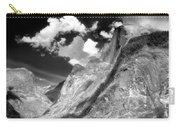 Half Dome - Alternative View - Yosemite Carry-all Pouch