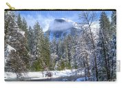 Half Dome And The Merced River Carry-all Pouch