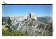 Half Dome From Inspiration Point Carry-all Pouch