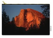 Half Dome From Sentinel Drive Bridge Carry-all Pouch