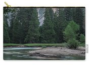 Half Dome In Evening Light Carry-all Pouch