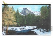 Half Dome Snow Carry-all Pouch