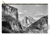 Half Dome Tunnel View  Carry-all Pouch
