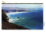 Half Moon Bay Carry-all Pouch by Karen Wiles