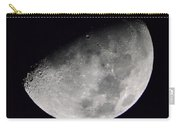 Half Moon Number 5 Carry-all Pouch