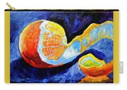 Half Peeled Orange Carry-all Pouch