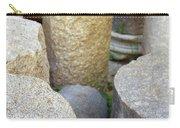 Half Pillars Carry-all Pouch